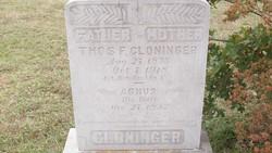 Thomas Franklin Cloninger