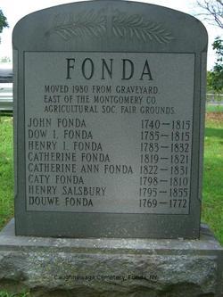 Henry John Fonda