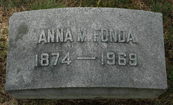Anna May Fonda