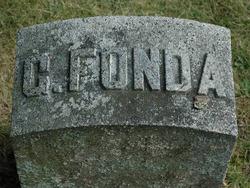 Gertrude M. <I>VanBenthuysen</I> Fonda