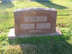 Myrtie <I>Wyatt</I> Dowdy