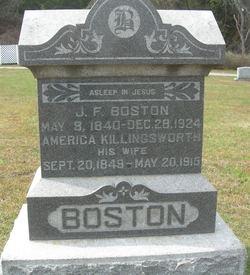 "James Franklin ""Jim"" Boston"
