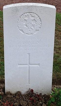 Private J Devlin
