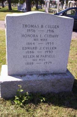 Thomas B Cullen