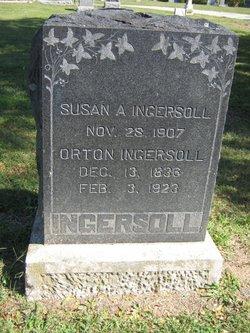 Susan A. <I>Shindel</I> Ingersoll