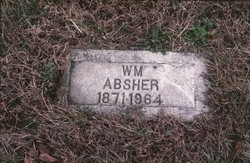 """William """"Will"""" Absher"""