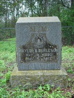 Baylor Banks Burleson