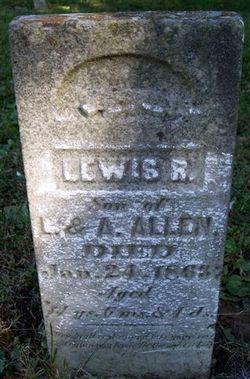 Lewis R. Allen