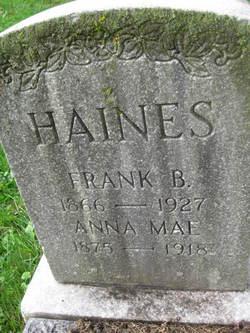 Anna Mae <I>McMichael</I> Haines
