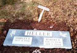 Shirley E. <I>Kline</I> Heller