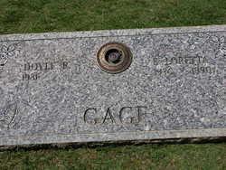 Evelyn Loretta <I>Hicks</I> Gage