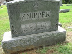 Amelia <I>Spanier</I> Knipper