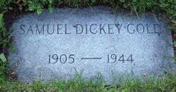 "Samuel ""Dickey"" Gold"