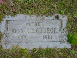 Bessie E. Church