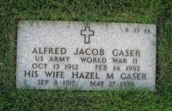 Hazel Marguarite Gaser