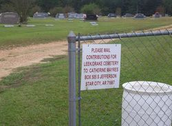 Leek-Drake Cemetery