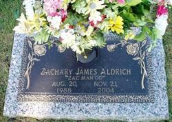 """Zachary James """"Zac Man Do"""" Aldrich"""