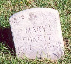 Mary Elizabeth Pokett
