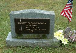 Ernest George Fonda