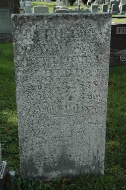 Gertrude Whitbeck <I>DeFreest</I> Fonda