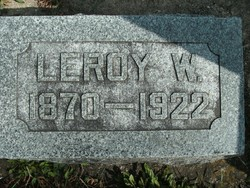 Leroy Walter Adams