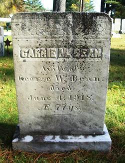 Carrie M. Bean