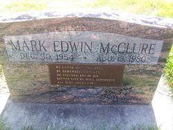 Mark Edwin McClure
