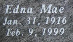 Edna Mae <I>Porter</I> Baker