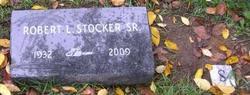 """Robert Leroy """"Red"""" Stocker, Sr"""