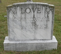 Charles Cannon Love