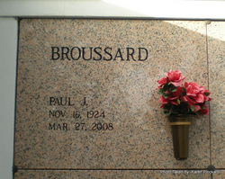 Paul J. Broussard