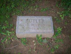 Esther M. <I>Nye</I> Butler
