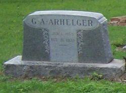 """Gustav Adolf """"Gus"""" Arhelger"""