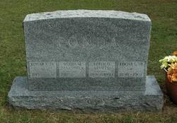 Edith Daisy <I>Neville</I> Fonda