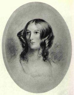 """Lucia Elizabeth """"Betsy"""" <I>Balcombe</I> Abell"""