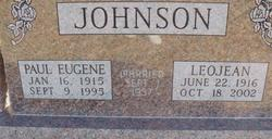 Leojean <I>Kendall</I> Johnson