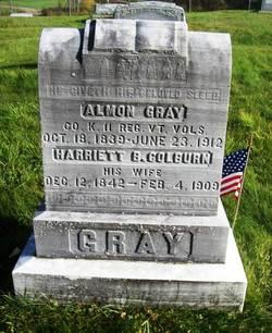Almon Gray