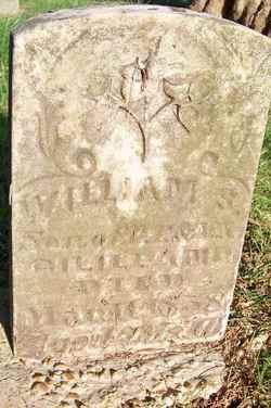William S Gililland