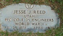 Jesse Jones Reed