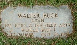Walter Buck