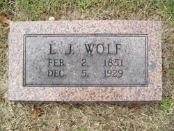 Lafayette Jefferson Wolf