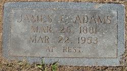 James Christopher Adams