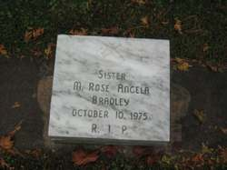 Sr M. Rose Angela Bradley