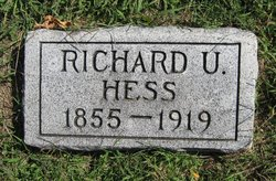 "Richard U. ""Dick"" Hess"