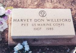 Harvey Don Willeford