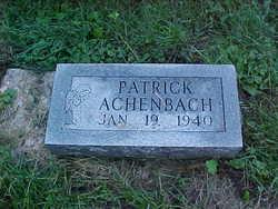 Patrick Achenbach