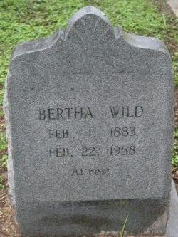 Bertha Wild