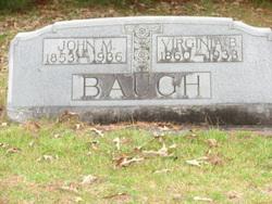 Virginia Bell <I>Henry</I> Baugh