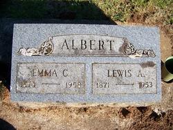 Lewis Allen Albert