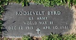 Roosevelt Byrd